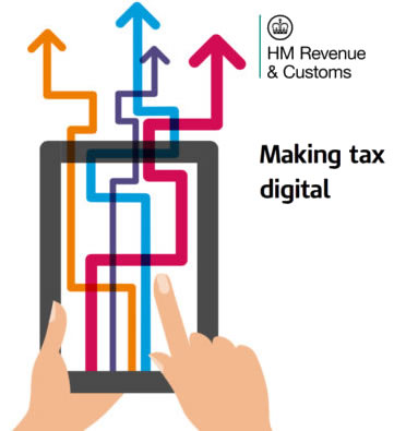 Making Tax Digital Update August 2018 Sub Headline for Story